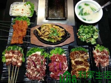 【六纬路商圈】丹东市振兴区边江烧烤店:边江串吧(振兴店)